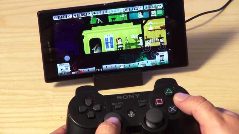 manette android gaming
