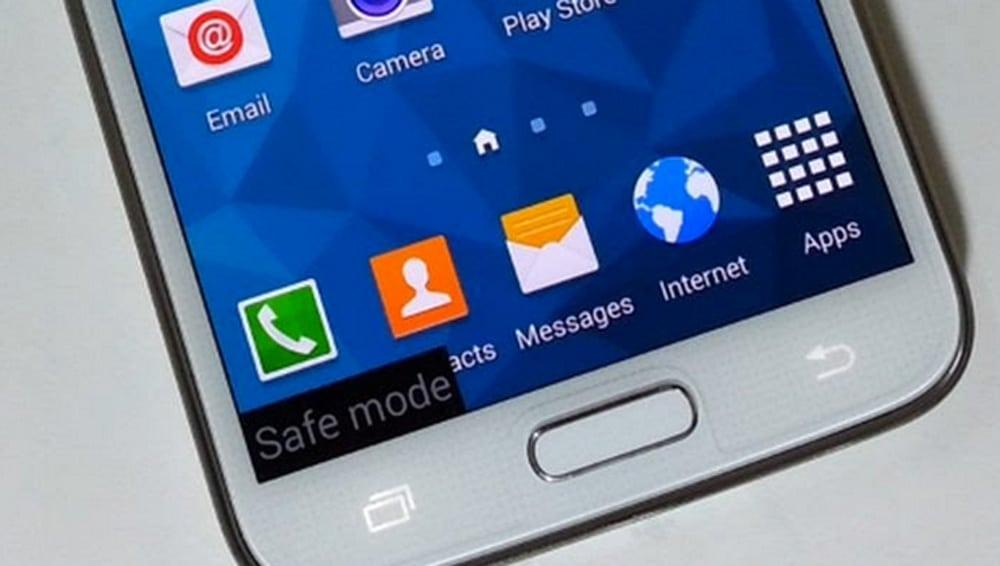 Mode sans échec sur Android : qu'est-ce que c'est, pourquoi et comment l'activer