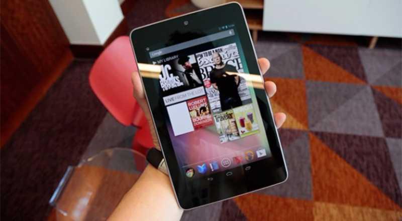 Nexus 7 : la seconde génération enfin dévoilée ?
