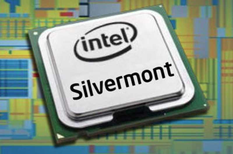 Nouveau processeur Intel Silvermont : 3 fois plus de puissance pour 5 fois moins d'énergie
