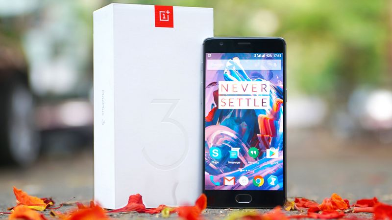 oneplus 3 crash test