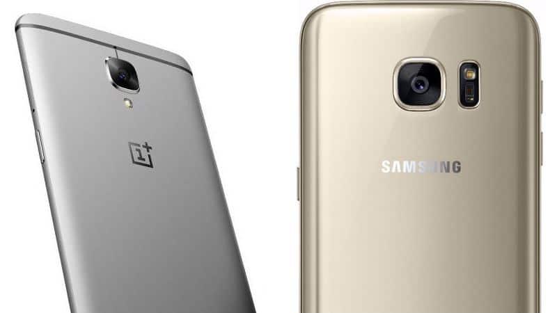 OnePlus 3 vs Galaxy S7, le match : qui prend les plus belles photos ?