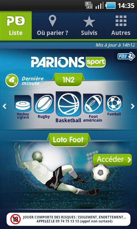 parionssports