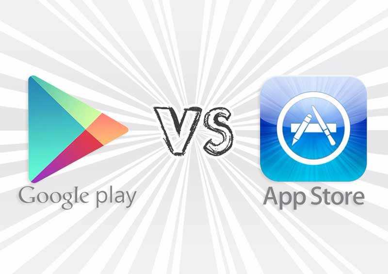 Le Play Store prêt à dépasser l'App Store iOS en nombres de téléchargements