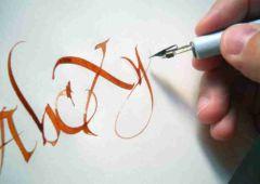 plume écriture