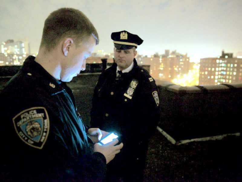 Police New York Android