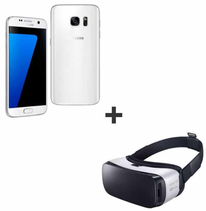 bon plan galaxy s7 le smartphone un casque gear vr. Black Bedroom Furniture Sets. Home Design Ideas