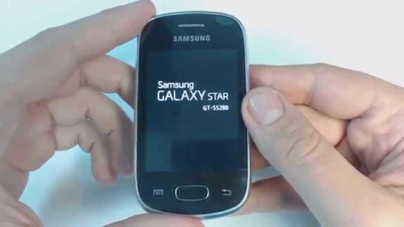 Samsung Galaxy Star : le smartphone à 70 euros arrive !