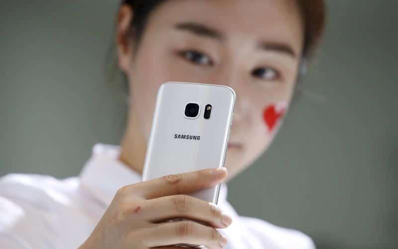 Samsung haut de gamme