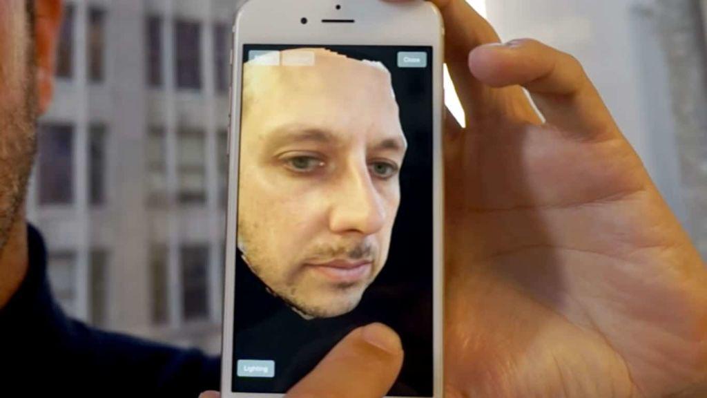 snapchat-3D
