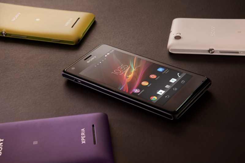 Sony Xperia M : un milieu de gamme ambitieux au format 4 pouces
