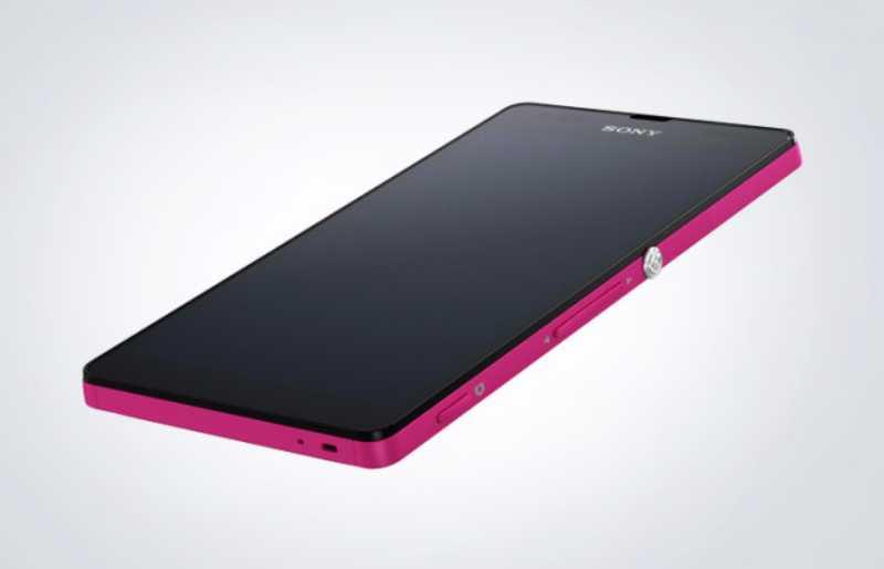 Le Sony Xperia UL, les photos du nouveau haut de gamme avec Snapdragon 600