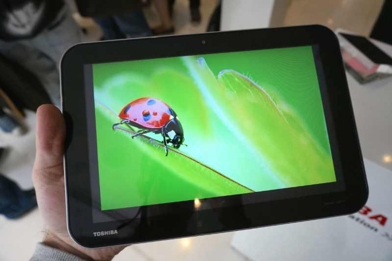 Toshiba Excite : du Tegra 4 pour la nouvelle gamme de tablettes