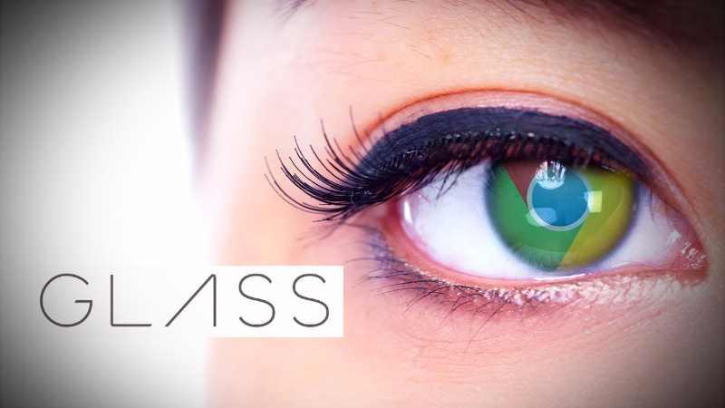 Toute la technologie des Google Glass dans une lentille de contact !