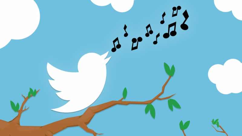 L'application Twitter Music bientôt
