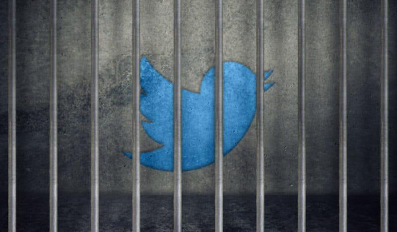 twitter prison ferme