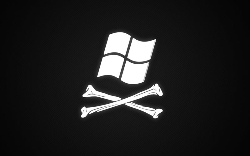 Windows Piratage