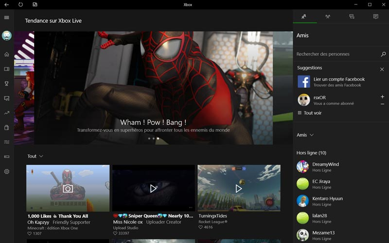 Xbox One Android