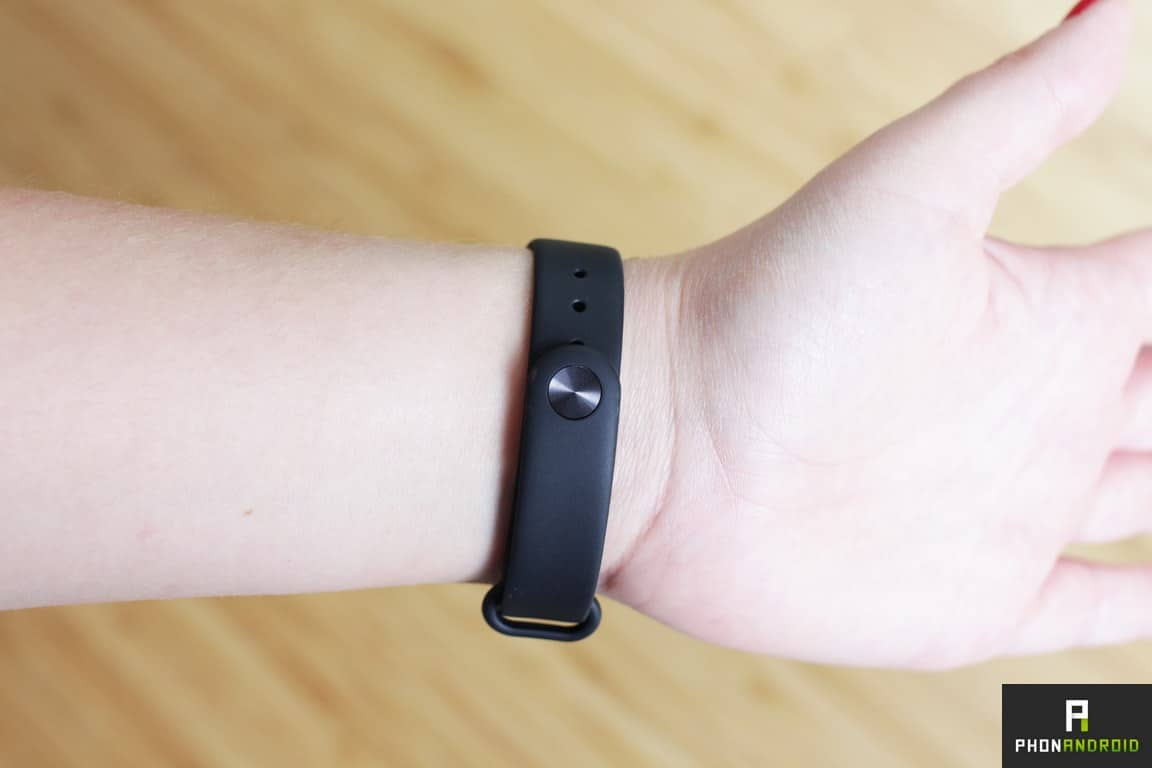 xiaomi mi band 2 attache bracelet