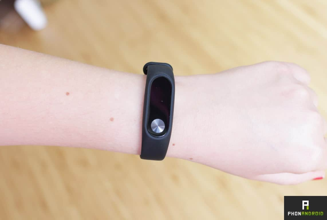 xiaomi mi band 2 bracelet connecte