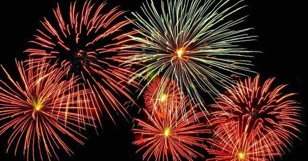 14 juillet : comment prendre de belles photos de feu d'artifice