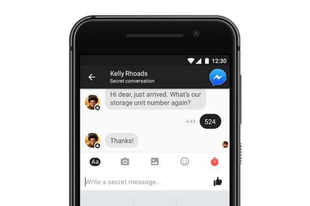 FB-Messenger-chiffrement