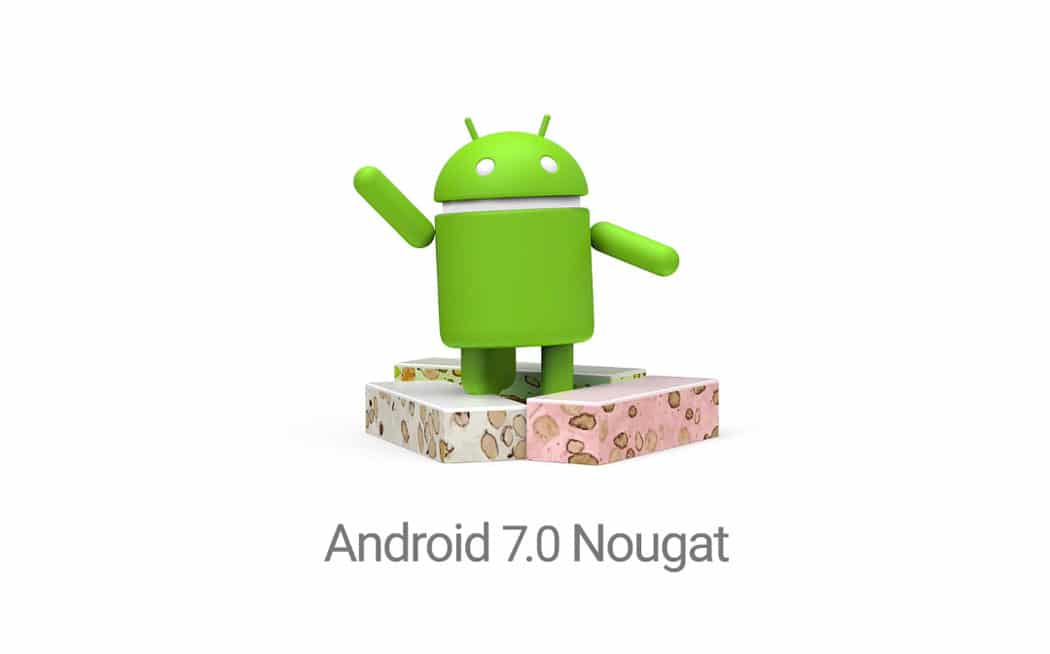 android 7.0 nougat mise a jour