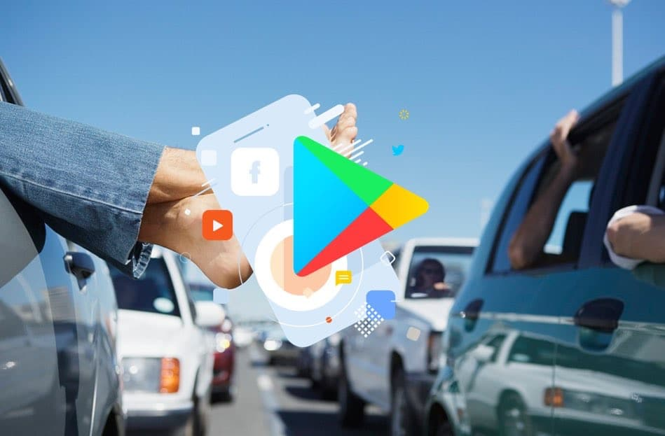 Applications Google Play Vacances