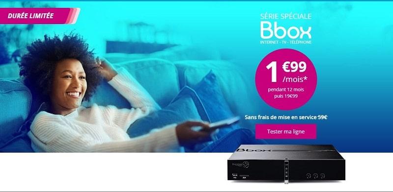 bbox offre bouygues telecom
