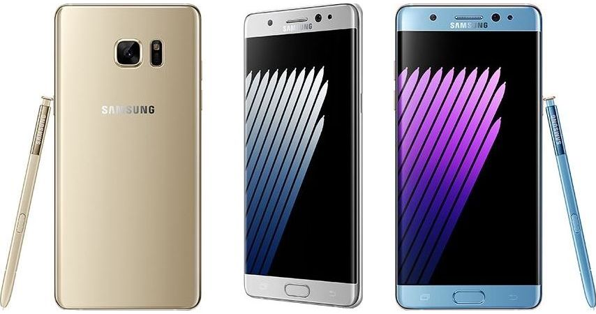 galaxy note 7 benchmarks