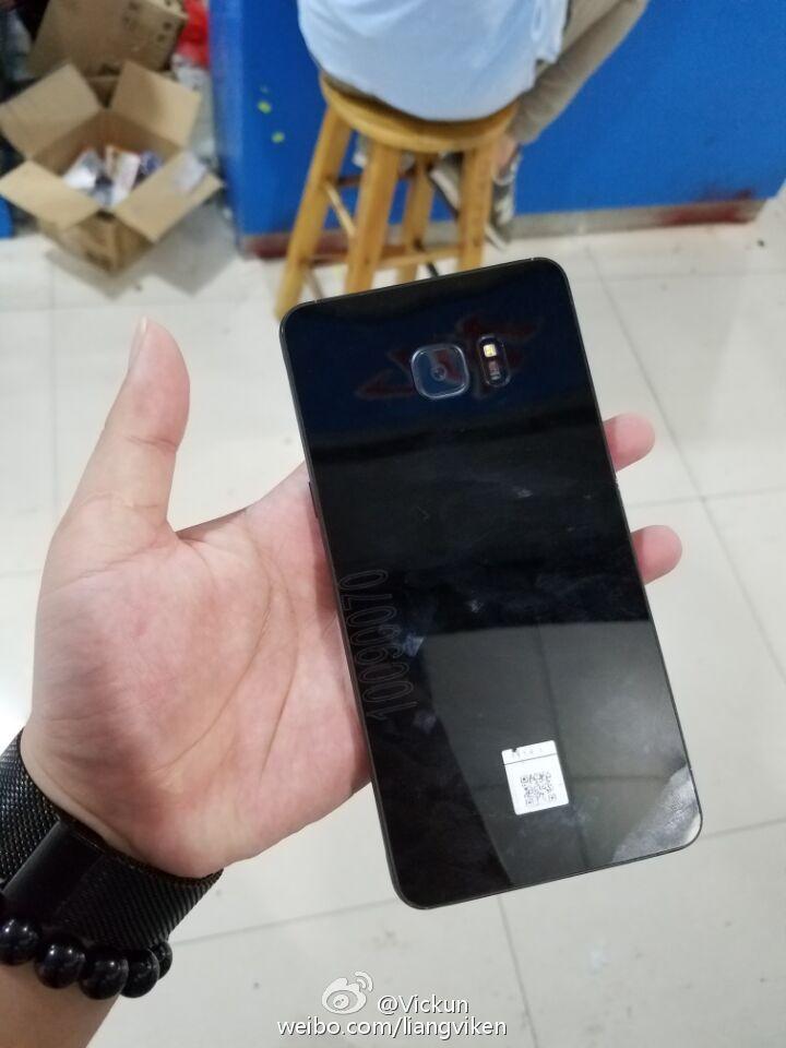 Galaxy Note 7 dos