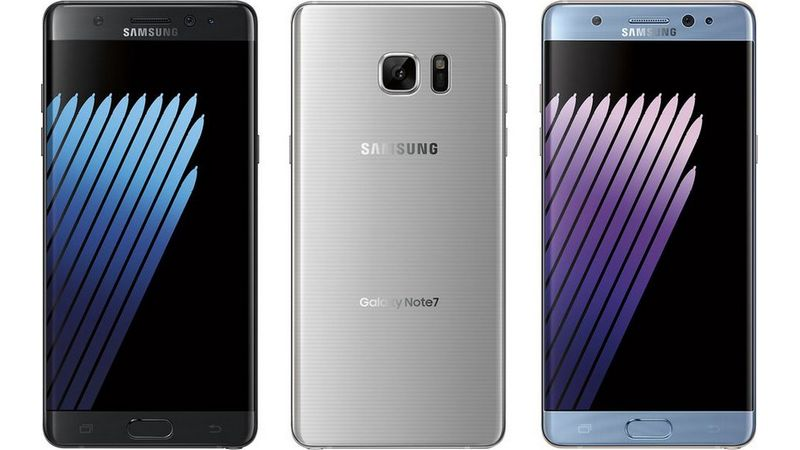 galaxy note 7 risque