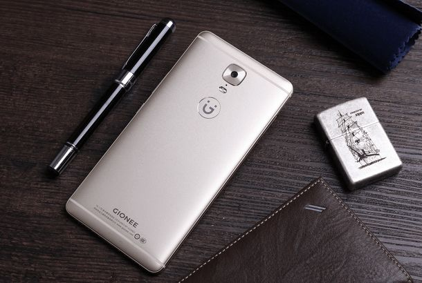 gionee m6 dos