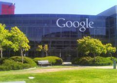 google campus building