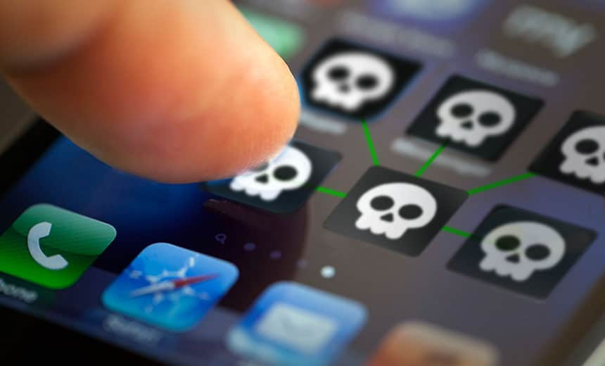 iphone malware