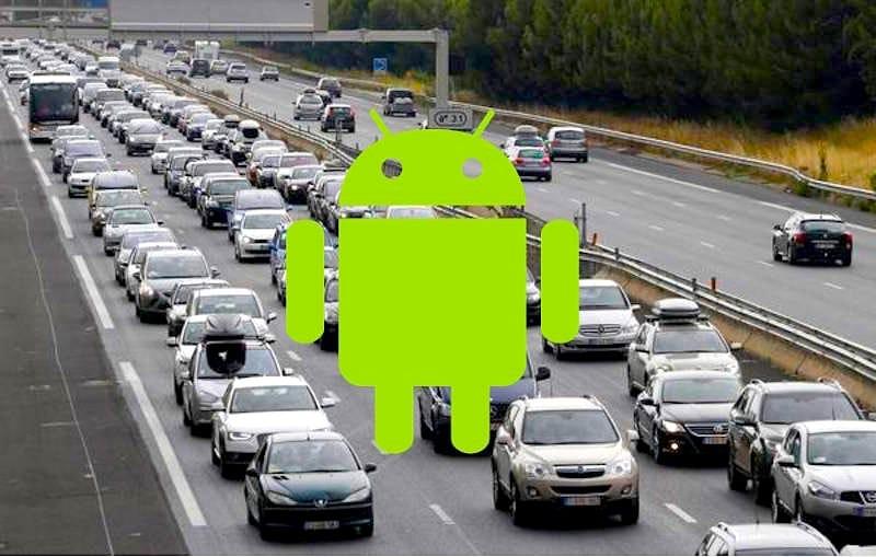 Info trafic : les meilleures applications pour éviter les bouchons