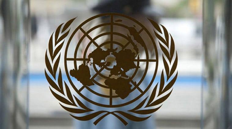 Logo des Nations Unies