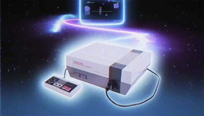 nintendo nes classic mini trailer video