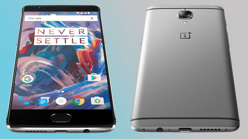 oneplus 3 apple