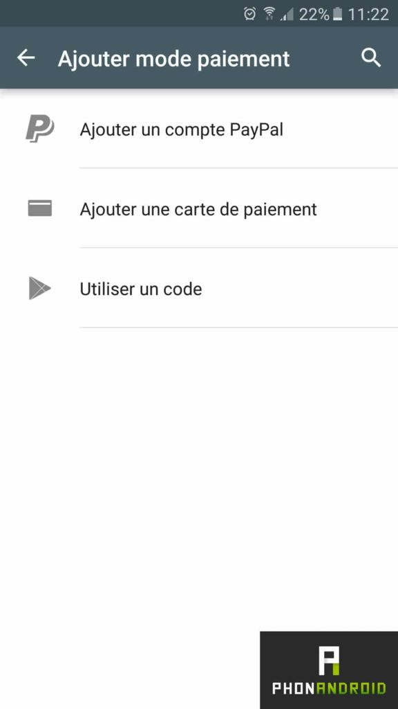 paiement-playstore