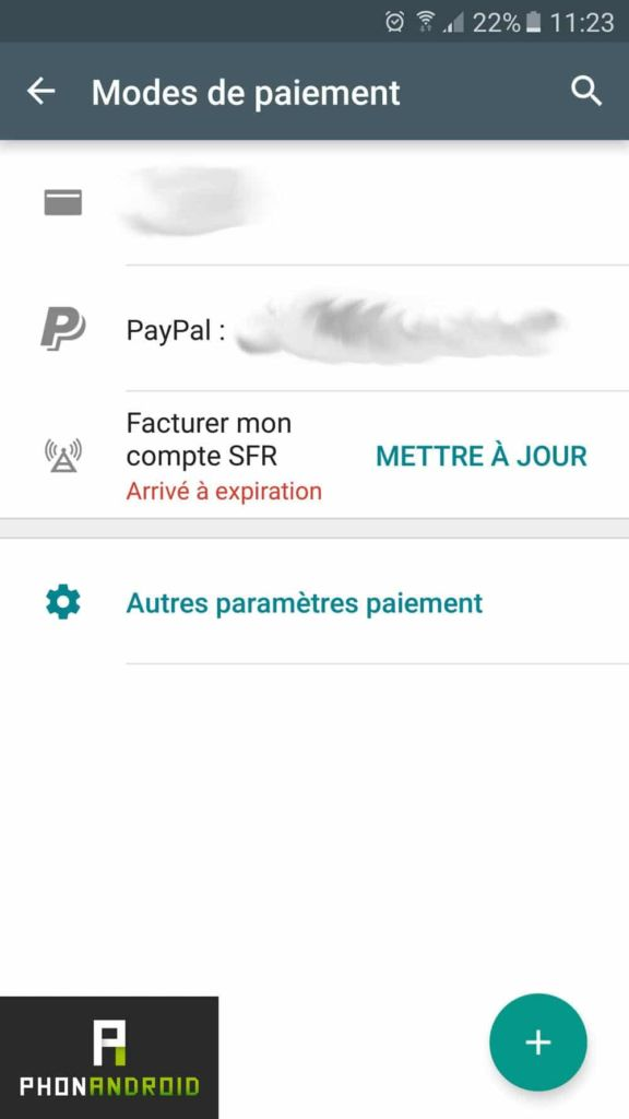 compte play store