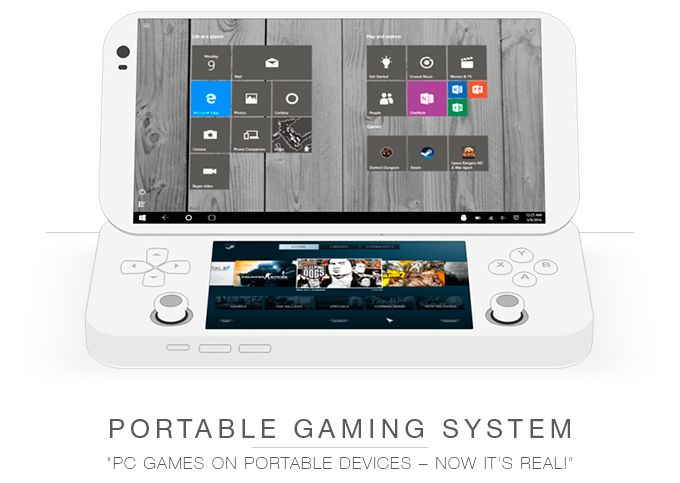 pgs console