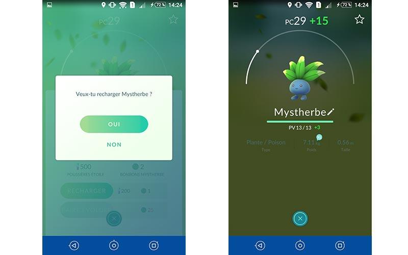 Pokémon Go recharger