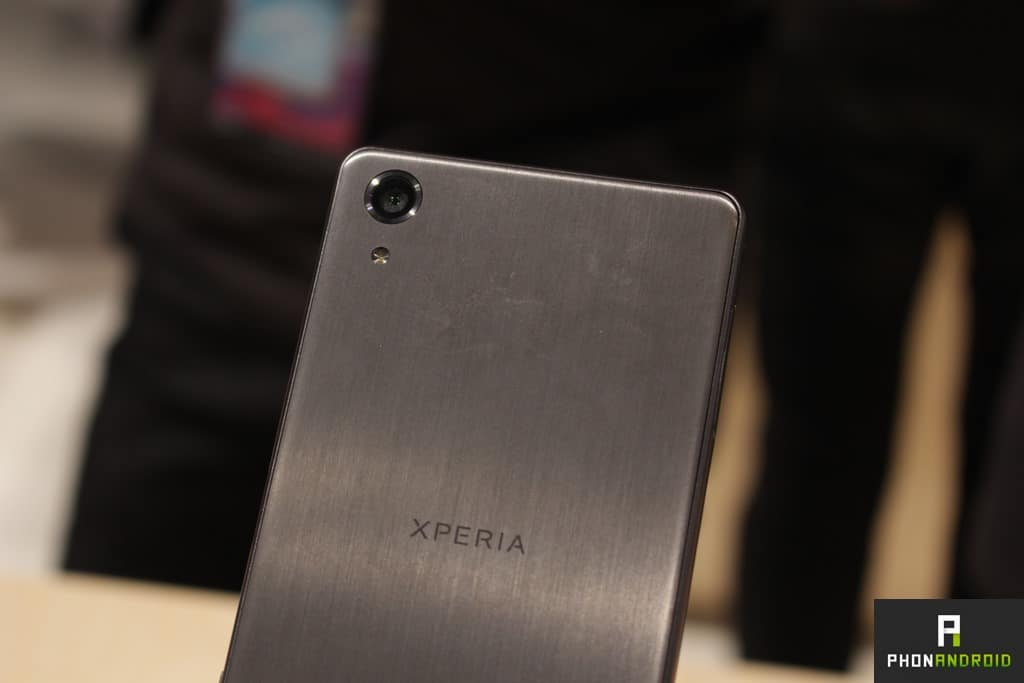 sony xperia x performance test photo