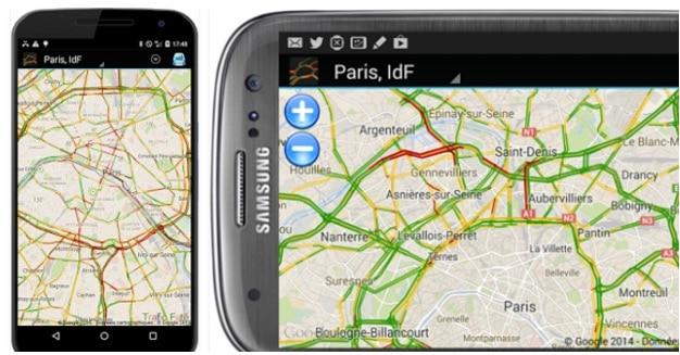 Trafic Futé Info trafic : les meilleures applications pour éviter les bouchons