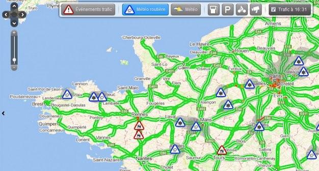 V-Trafic Info trafic : les meilleures applications pour éviter les bouchons