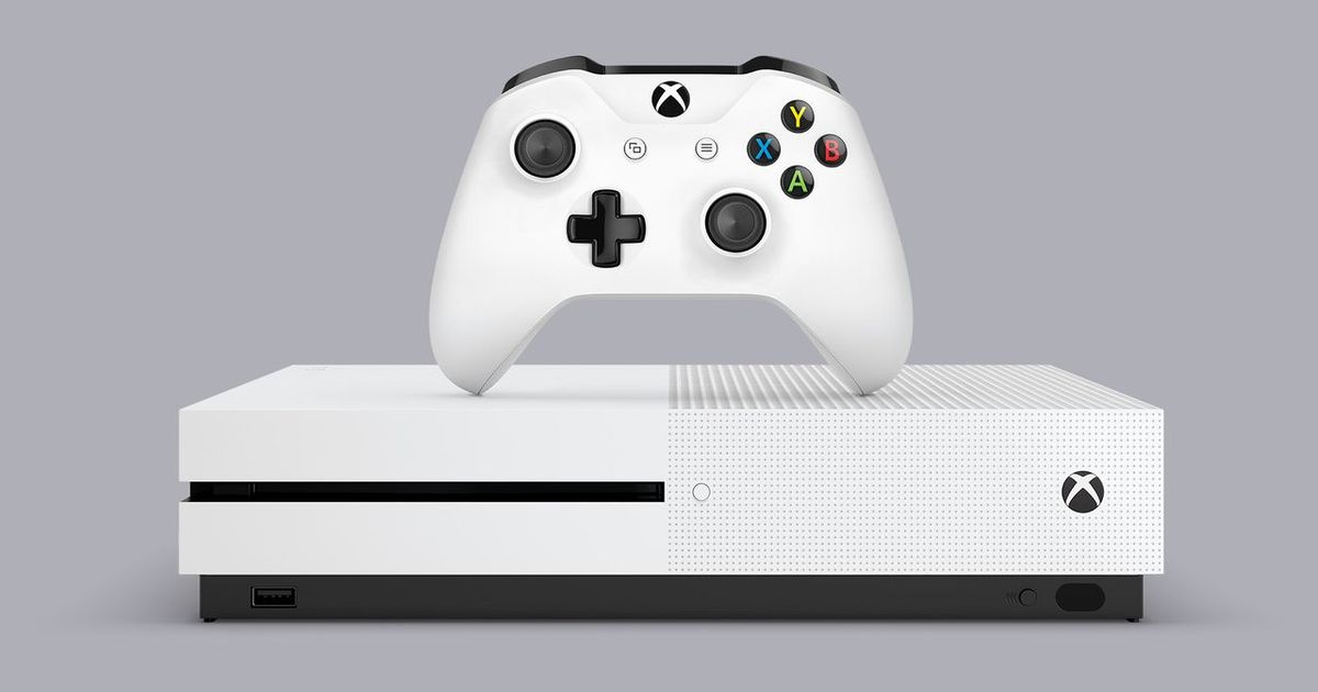 xbox one s des prix une date de sortie et 2 tb de. Black Bedroom Furniture Sets. Home Design Ideas