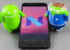 android nougat acheter smartphone