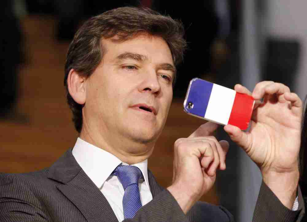 arnaud montebourg made in france hebergeur