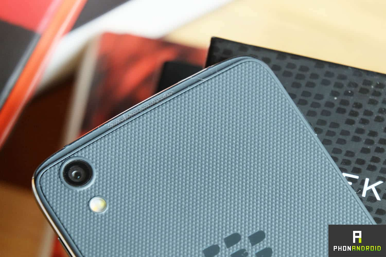 blackberry dtek50 haut parleur
